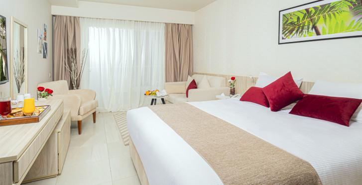 Doppelzimmer Deluxe - Amarina Abu Soma Resort & Aquapark