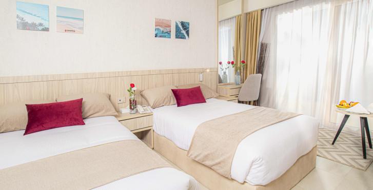 Doppelzimmer - Amarina Abu Soma Resort & Aquapark
