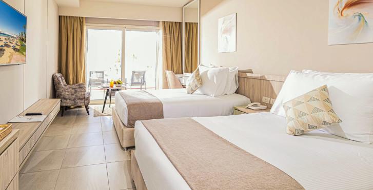 Chambre double Superior - Amarina Abu Soma Resort & Aquapark