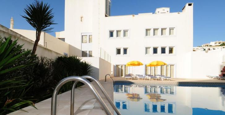 Hotel Carvoeiro Plaza