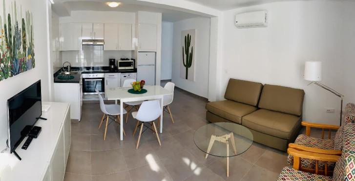 Apartamentos Zalabar