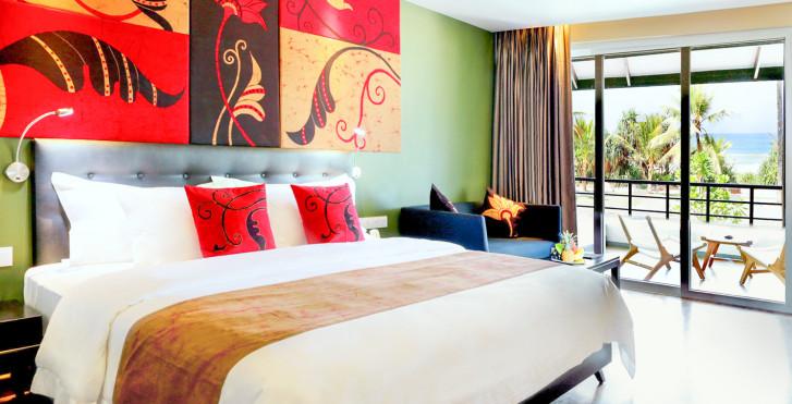 Chambre double Deluxe - Centara Ceysands Resort & Spa