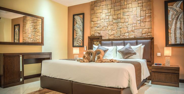 Doppelzimmer - The Oasis Hotel, Restaurant & Spa