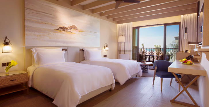 Chambre Premium Seaview - Saadiyat Rotana Resort & Villas
