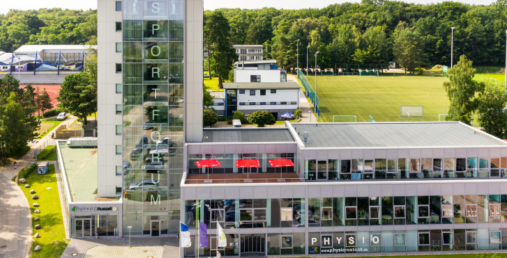 Hôtel Sportforum Rostock