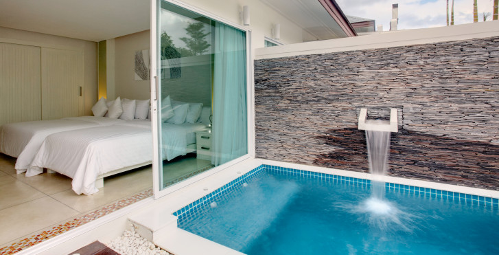 Villa avec vue parc et piscine - Samui Resotel Beach Resort