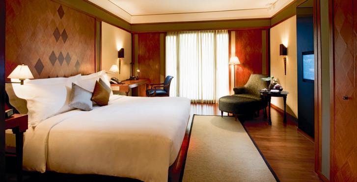 Doppelzimmer Superior - The Sukhothai Bangkok