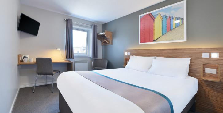 Zimmer - Travelodge Brighton Seafront