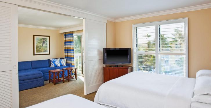 Suite - Sheraton Suites Key West