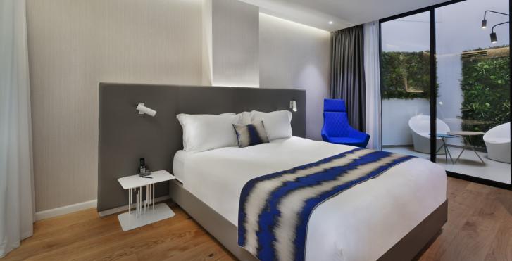 Chambre - Ultra Tel Aviv Boutique Hotel