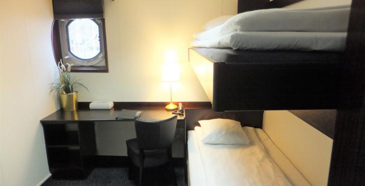 Zimmer - Mälardrottningen Yacht Hotel & Restaurant