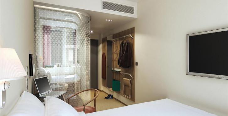 Zimmer - Best Western and hotel