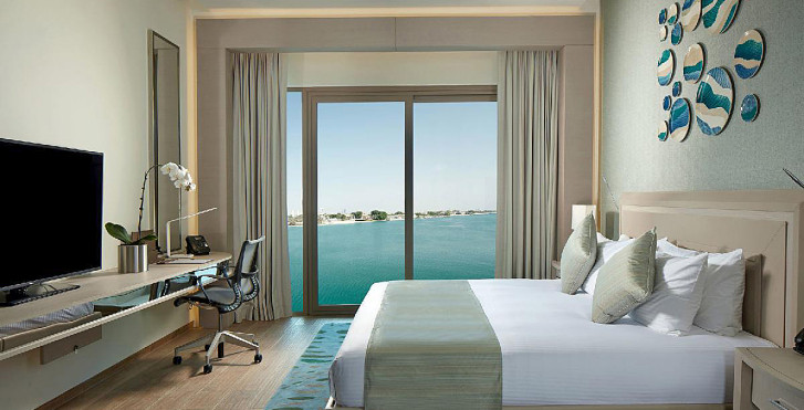 Chambre double Deluxe - Royal M Hotel Abu Dhabi
