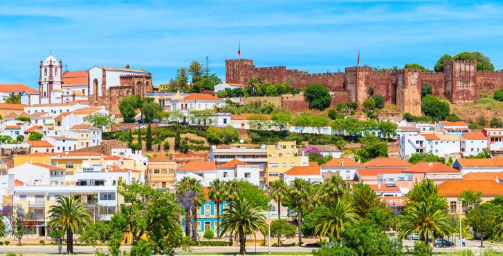 Portugals Süden (ohne Mietwagen)