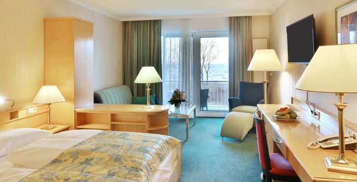 Zimmer - Maritim Hotel Kaiserhof Heringsdorf
