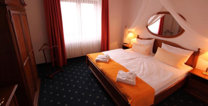 Zimmer - Best Western Hotel Hanse-Kogge