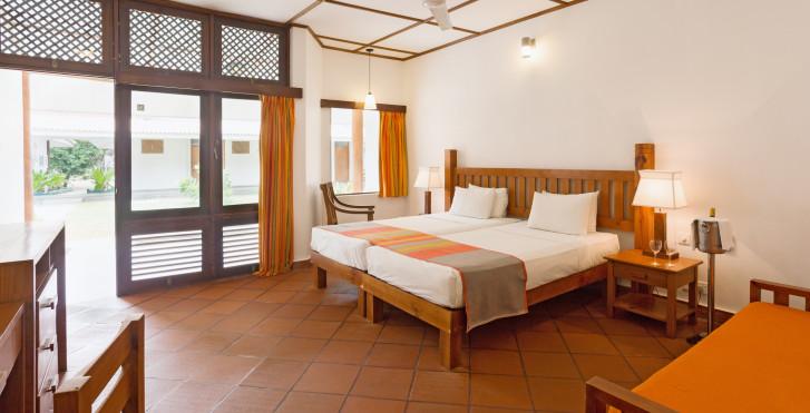 Chambre double - Nilaveli Beach Hotel