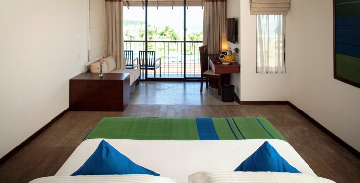 Chambre double Deluxe - The Calm Resort & Spa