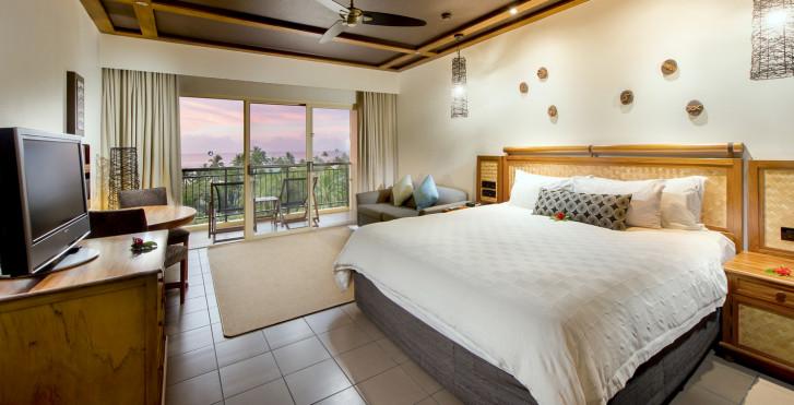 Doppelzimmer Deluxe - Outrigger Fiji Beach Resort