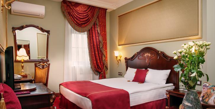 chambres - Staro Hotel