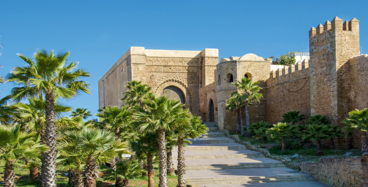 Bab el Kebir-Tor, Rabat