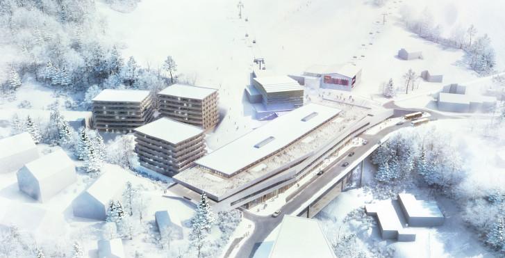 The Hide Hotel Flims - Skipauschale