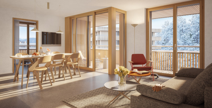 Appartement - The Hide Appartements Flims