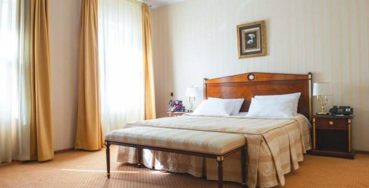 chambres - Podol Plaza