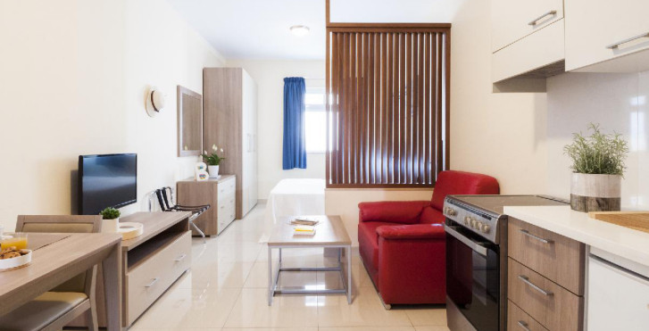 Blubay Suites by ST Hotels