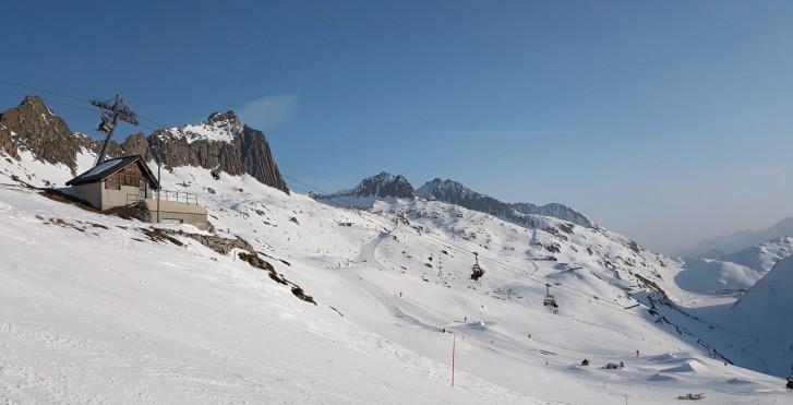 Domaine skiable Andermatt
