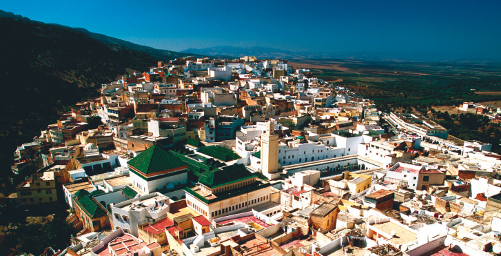 Moulay Idris, Meknes