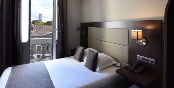 Doppelzimmer Classic - Golden Tree Hotel