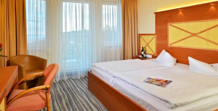 Chambre double - Strandhotel Seerose
