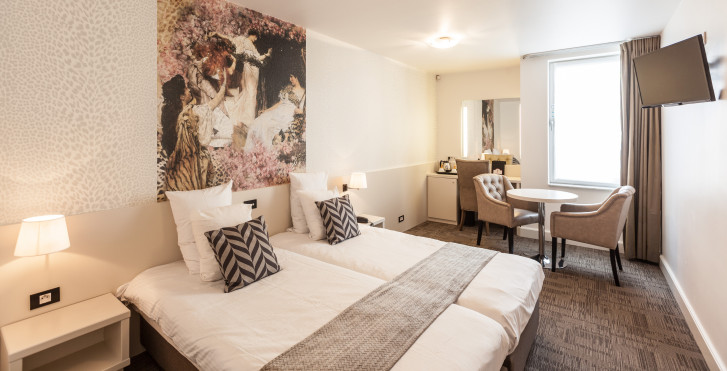 Doppelzimmer Classic - Hotel Academie