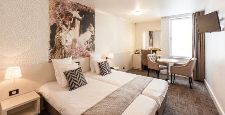 Chambre double Classic - Hotel Academie