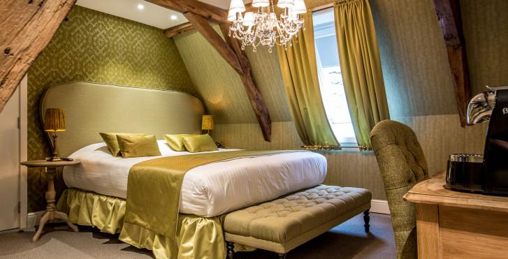 Doppelzimmer Deluxe - Hotel De Castillion