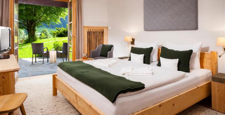 Doppelzimmer - Berghotel Rehlegg, BW Premier Collection