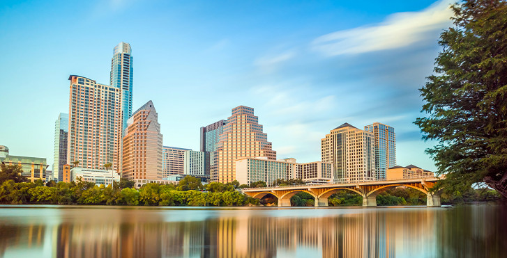 Skyline, Austin