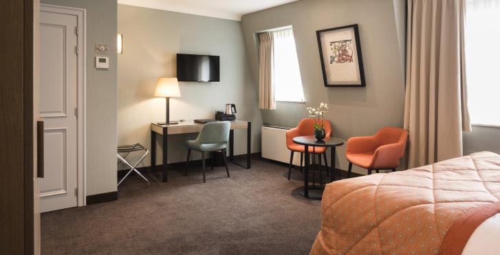 Chambre double Budget - Hotel Aragon