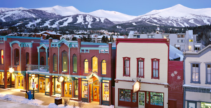 Station de ski Breckenridge