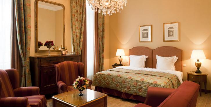 Doppelzimmer Superior - Hotel The Peellaert