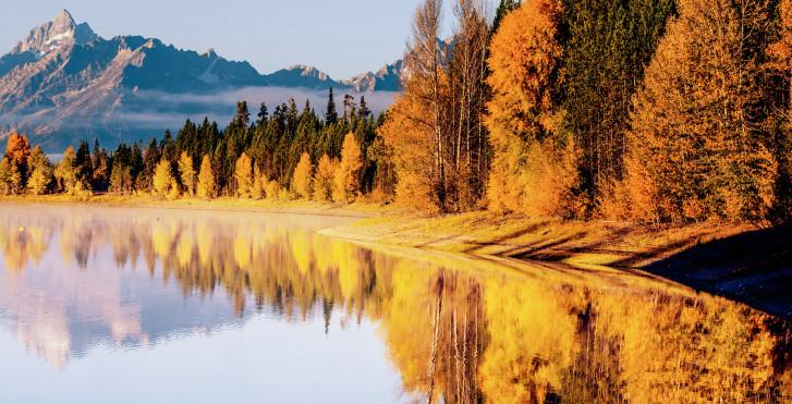 Herbst, Jackson Hole