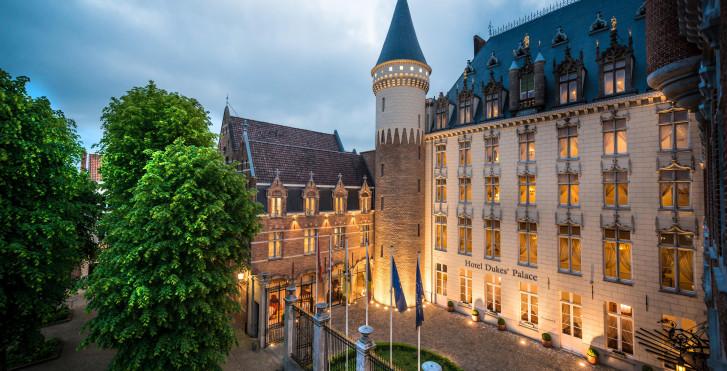 Hôtel Dukes' Palace