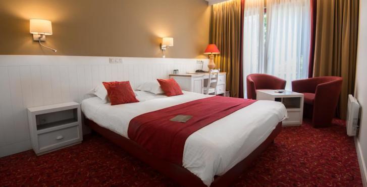 Doppelzimmer Komfort - Hotel Acacia