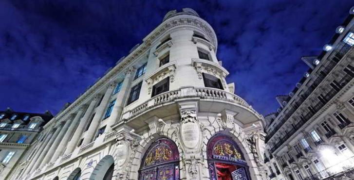 Bild 13167677 - Hotel Banke