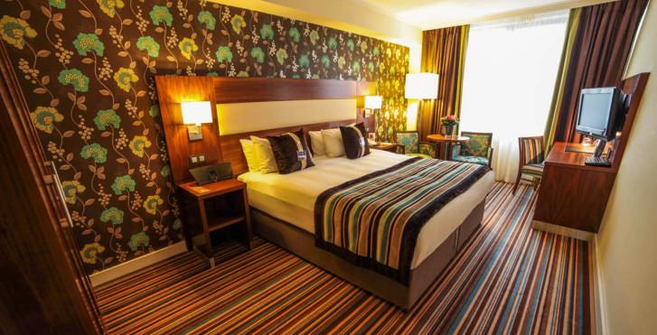 Doppelzimmer Deluxe - Leopold Hotel Antwerp