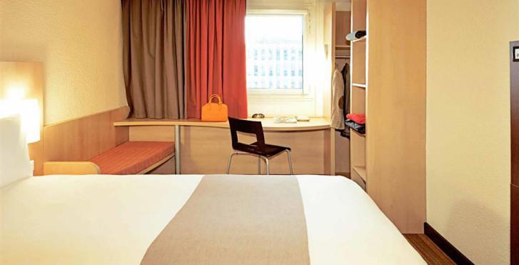 Zweibettzimmer - Ibis Antwerpen Centrum
