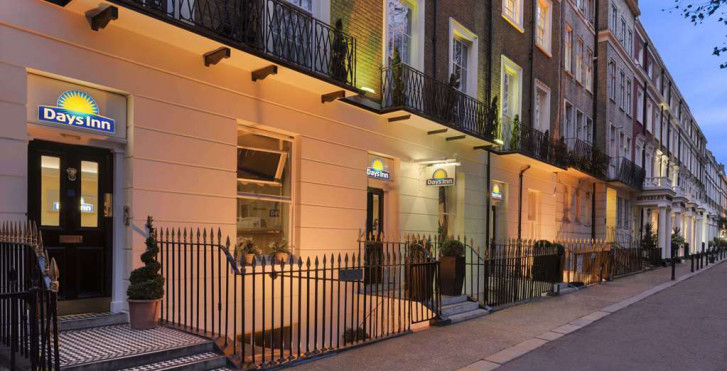 Days Inn by Wyndham London Hyde Park