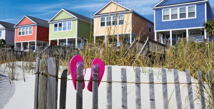 Strandhäuser, Myrtle Beach
