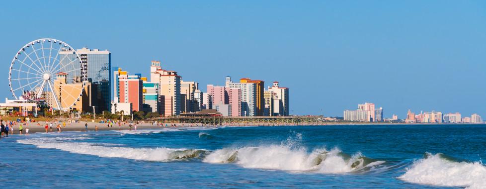 Hampton Inn & Suites Oceanfront, Myrtle Beach - Migros Ferien